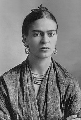 Le maquillage selon Frida