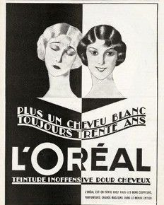 L'Oreal seen from inside