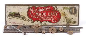 La mécanique au secours de la beauté.