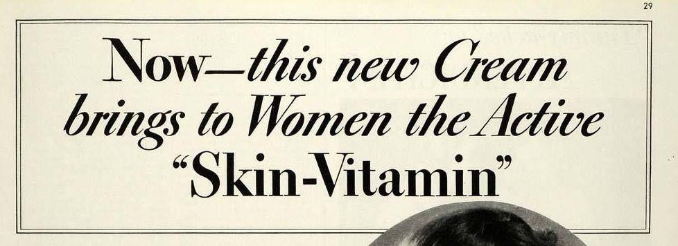 La  vitamine B3 ou nicotinamide